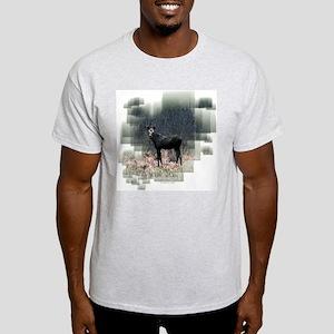 Moose Ash Grey T-Shirt