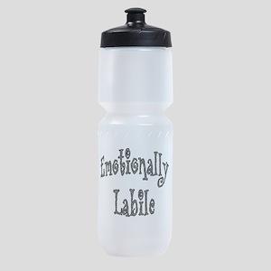 Emotionally Labile Sports Bottle