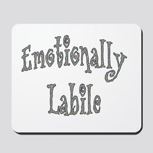 Emotionally Labile Mousepad