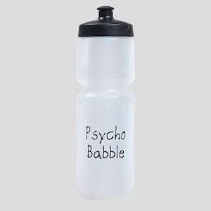 psychobabble Sports Bottle