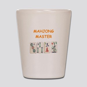 MAHJONG Shot Glass