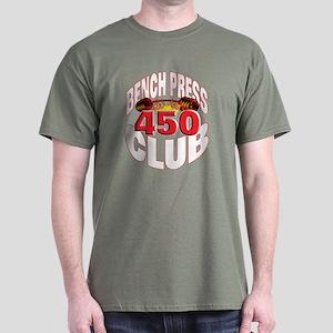 450-Pound Club! Dark T-Shirt