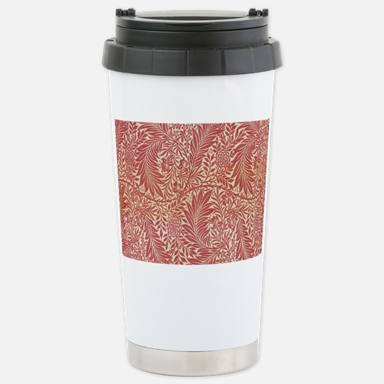 William Morris Larkspur Stainless Steel Travel Mug