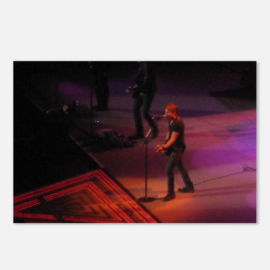 Keith Urban Postcards (Package of 8)