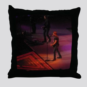 Keith Urban Throw Pillow