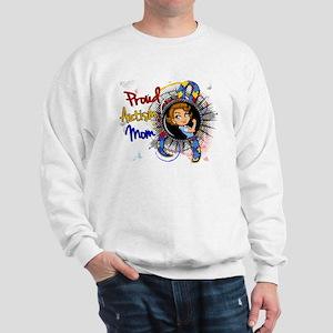 Autism Rosie Cartoon 1.1 Sweatshirt