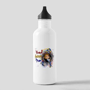 Autism Rosie Cartoon 1 Stainless Water Bottle 1.0L