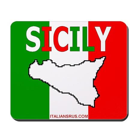 Sicily Mousepad