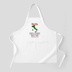 Sicily BBQ Apron