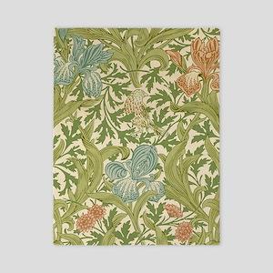 William Morris Iris Design Twin Duvet