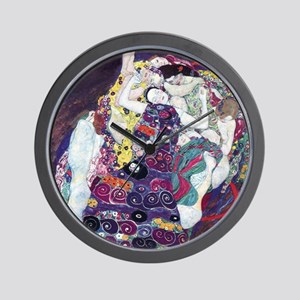 Klimt work Wall Clock