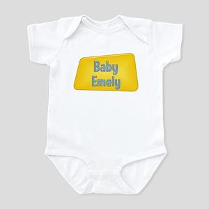 Baby Emely Infant Bodysuit