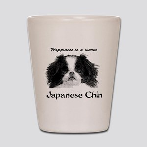 Warm Chin Shot Glass