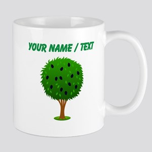 Custom Mulberry Bush Mugs