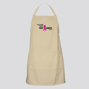 Fight Breast Cancer Apron