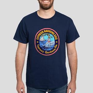 Water Skiing Dark T-Shirt