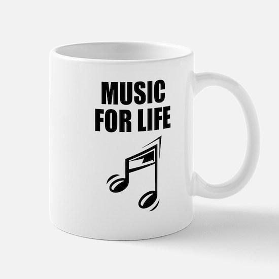 Music For Life Mugs