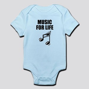 Music For Life Body Suit
