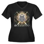 WolFJitsu Plus Size T-Shirt