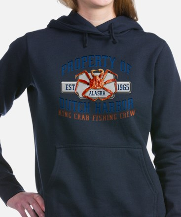 DUTCH HARBOR CRABBING Sweatshirt