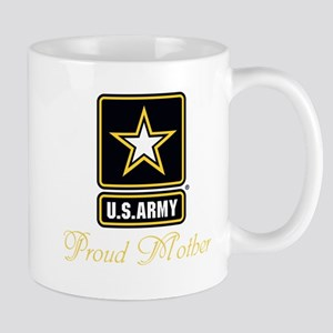 U.S. Army Proud Mother Mugs