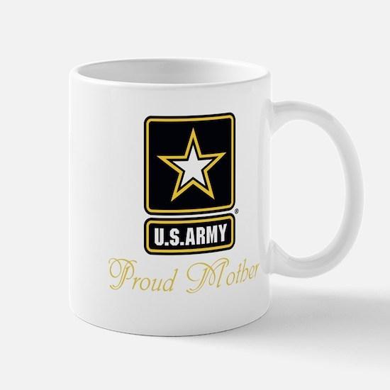 U.S. Army Proud Mother Mugs