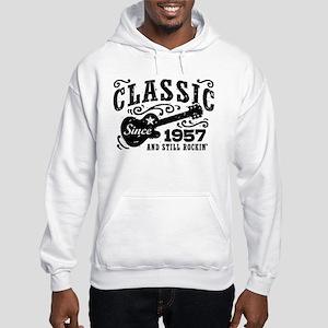 Classic Since 1957 Hooded Sweatshirt