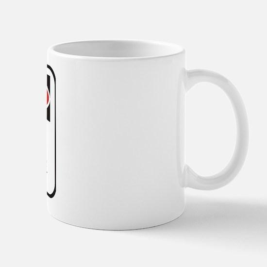 Attitude Machinist Mug