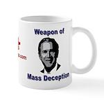 Weapon of Mass Deception Mug