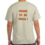 Feral Natural T-Shirt