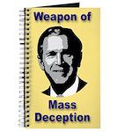 Weapon of Mass Deception Journal