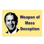 Weapon of Mass Deception Postcards (8)