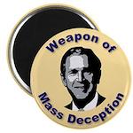 Weapon of Mass Deception Magnet (10 pk)