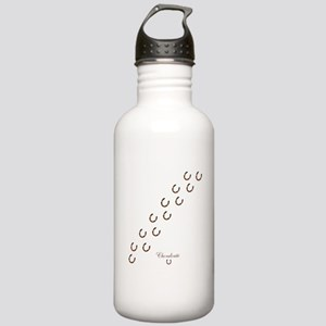 Horse Theme Design #66 Stainless Water Bottle 1.0L