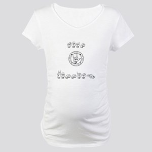 Team Kennish Maternity T-Shirt
