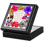 God Made Friends Keepsake Box