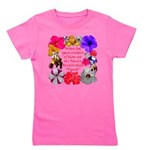 God Made Friends Girl's Tee