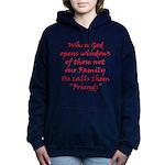 God Made Friends Hooded Sweatshirt
