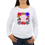 God Made Friends Women's Long Sleeve T-Shirt