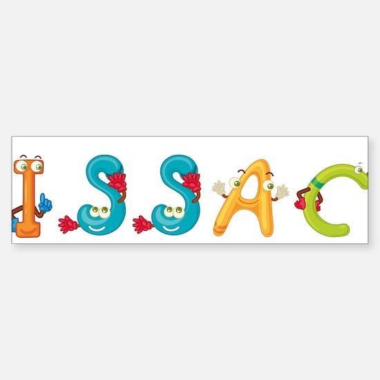 Issac Bumper Bumper Bumper Sticker
