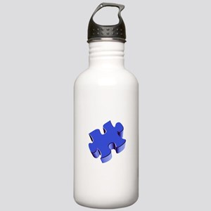 Puzzle Piece 2.1 Blue Stainless Water Bottle 1.0L