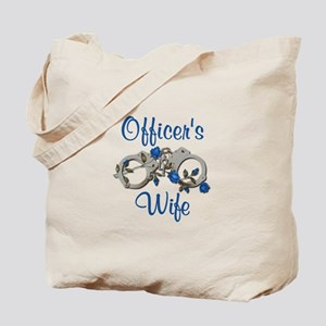 Officer's Wife Tote Bag