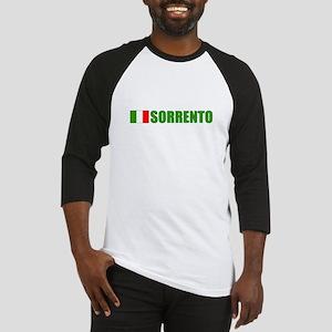 Sorrento, Italy Baseball Jersey