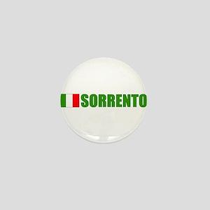 Sorrento, Italy Mini Button