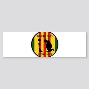 Honor the Fallen Vietnam 1965-73 Bumper Sticker