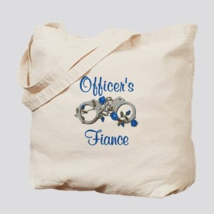 Officer's Fiance Tote Bag