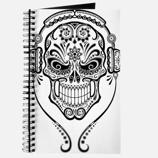 DJ Sugar Skull Journal