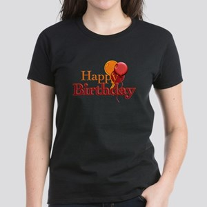 Happy Birthday Red T-Shirt