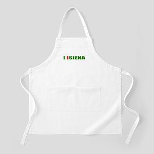 Siena, Italy BBQ Apron