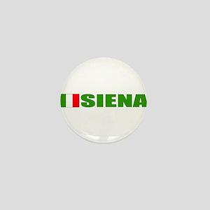 Siena, Italy Mini Button